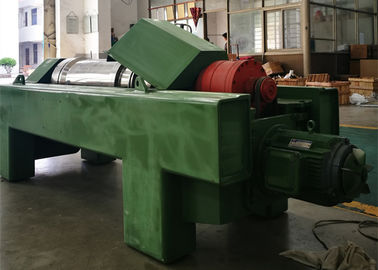 China Capacity 5~18 M3/H Sludge Dewatering Centrifuge Double Frequency Conversion Control factory