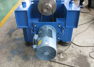 China Antifriction Horizontal Decanter Centrifuge Anticorrosion Stainless Helical Pusher factory