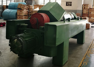 China Professional Horizontal Decanter Centrifuge For High Solid Separating Clarification factory