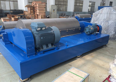 China Dehydrate Three Phase Decanter Centrifuge , Industrial Decanter Centrifuge factory
