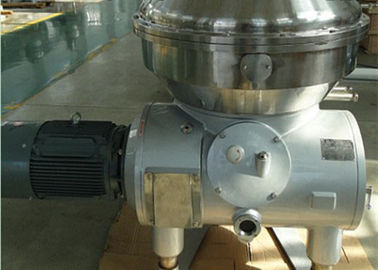 China Dairy Cream Separator , Milk Skimming Machine With Capacity 5000-10000 L/H factory