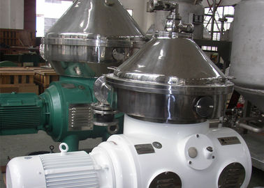China Large Capacity Centrifugal Cream Separator Whey Separation With Control Unit factory