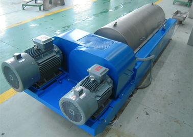 China Horizontal Liquid Solid Separation Centrifuge Drum Diameter 350Mm PLC Control factory