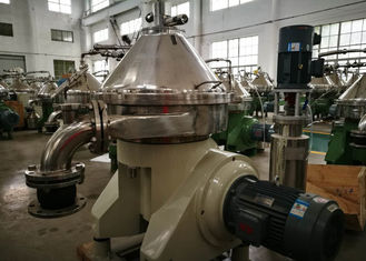 China Unique Design Milk And Cream Separator DHMZ Series Stainless Steel Material factory