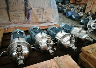 LHB 150 Centrifugal Transfer Pump Capacity 100 - 200T/D Centrifugal Mixing Pump