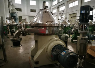 China High Efficiency Industrial Cream Separator / Centrifugal Cream Separator factory