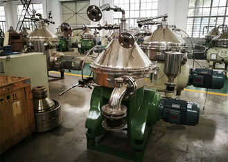 China Customized Milk And Cream Separator Three Phase 2000-5000 L/H Capacity factory