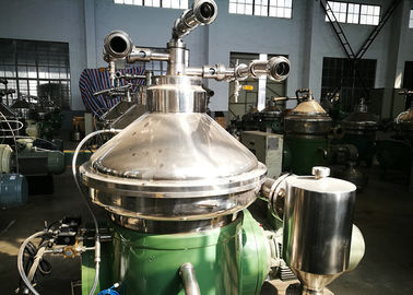 China Three Phase Centrifugal Oil Water Separator Stable Operation ISO 9001 Approved factory