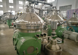 High Oil Rate Disc Oil Separator Low Noise Liquid Liquid Solid Separation