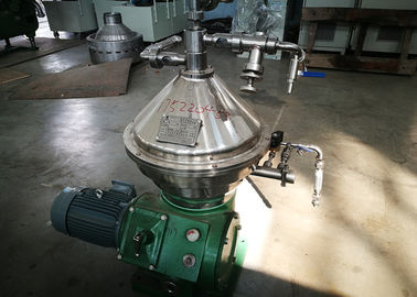 China DHN 204 Milk And Cream Separator Fine Separating Affection For Milk Degrease Industry factory