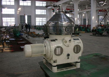 China Solid And Liquid Separator Centrifuge / Two Phase Centrifugal Cream Separator factory