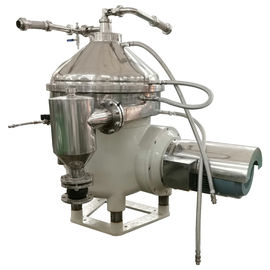 China Good Separation Disc Oil Separator For Skim Milk , Butter , Casein factory