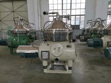 China Solid - Liquid Nozzle Disc Oil Separator For Fermentation Liquor , Alga factory