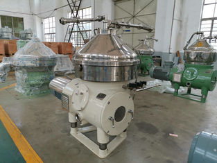 China PLC Automatic Control Disc Oil Separator Fine Separating Affection factory