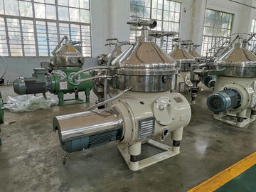 China Centrifugal Diesel Oil Separator , Fast Coconut Oil Centrifuge Separator factory