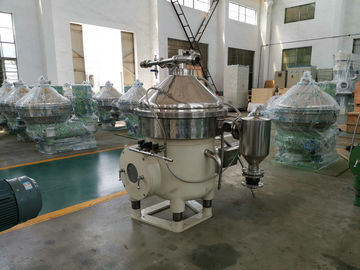 China Vegetable Centrifugal Oil Water Separator / Animal Centrifugal Sand Separator factory