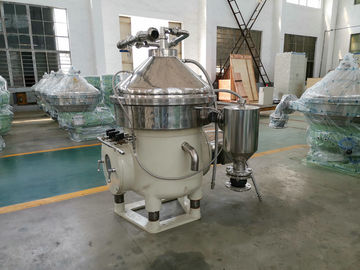 China Stable Outlet Pressure Disc Oil Separator For Vegetable Extraction factory
