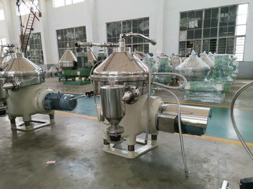 China Custom Made Nozzle Separator , Two Phase Separation Nozzle Bowl Centrifuge factory