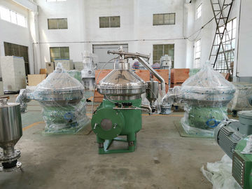 China Biodiesel Disc Oil Separator Machine High Pressure Stable Operation factory