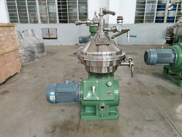 China Liquid Centrifugal Oil Water Separator With Fine Separation High Oil Rate factory
