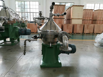 China Low Noise Centrifugal Oil Water Separator With Stationary Centripetal Pump factory
