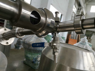 China High Power Centrifugal Cream Separator / Cream Separator Machine 0.05 MPa factory