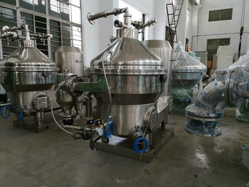 Centrifugal Milk And Cream Separator For Milk Clarifying Industry 3000 Kg