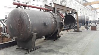 High Performance Horizontal Pressure Leaf Filter With Big Filtration Surface