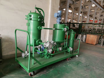 High Efficiency Vertical Pressure Leaf Filter Unique And Compacted Design