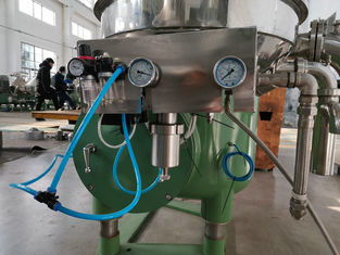 China High Rotating Speed Disc Oil Separator With Large Regulating Sphere factory