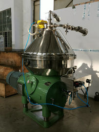China Automatic Discharging Conical Disc Centrifuge / Disc Bowl Centrifuge factory