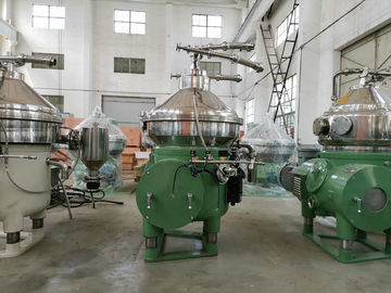 China High Efficency Disc Oil Separator For Drilling Slurry , Solid Substances factory