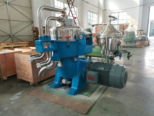 China Liquid - Solid Disc Bowl Centrifuge / Industrial Centrifugal Sand Separator factory