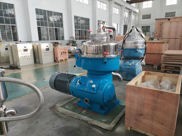 China Smooth Operating Centrifugal Oil Water Separator Self Cleaning PLC Control factory