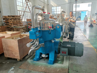 China Multifunctional Waste Oil Centrifuge Separator , Disc Stack Centrifuge factory
