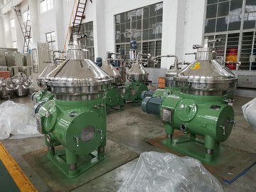 China Operating Stability 3 Phase Separator , Centrifugal Solids Separator factory