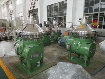 China Stainless Steel Centrifugal Oil Water Separator For Milk And Cream factory