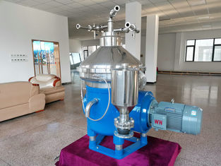 China Automatic Fuel Oil Water Separator / Marine Oil Water Separator Low Noise factory