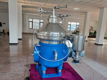 China High Speed Centrifugal Oil Water Separator For Liquid - Solid Separation factory