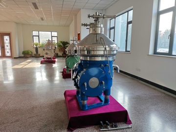 Multi Functional Industrial Oil Separator Fully Automatic High Oil Rate