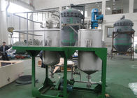 2500 Kg Vertical Pressure Leaf Filter 0.1-0.4 Mpa Mixer Pump Capacity 1.6-3 T/H