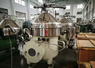 Industrial Milk Separator , Continuous Centrifugal Separator For Milk Processing