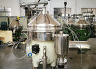 Operating Stable Stainless Steel Centrifuge , Fruit Juice Centrifuge Separator