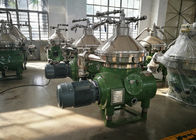 China Fully Automatic Disk Bowl Centrifuge , Industrial Biodiesel Oil Disc Stack Separator factory