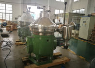 China Disc Stack Centrifuge / Mineral Oil Separator With Self Cleaning Bowl factory