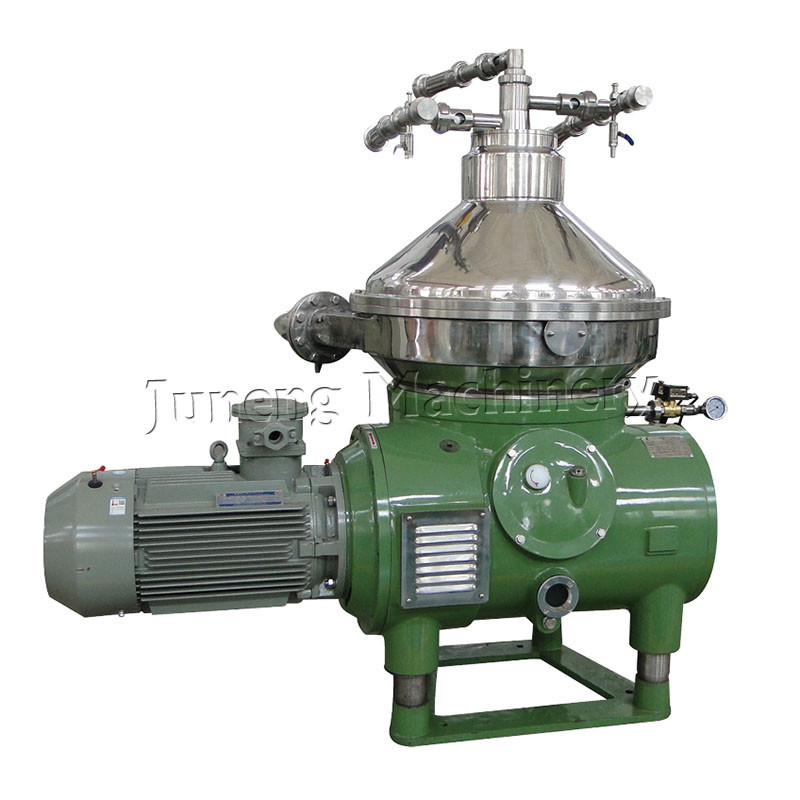 PLC Virgin Coconut Oil Centrifugal Separator Machine Continuous Operate