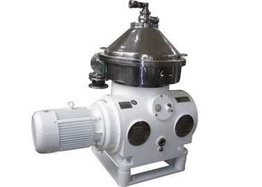 Solid And Liquid Separator Centrifuge / Two Phase Centrifugal Cream Separator