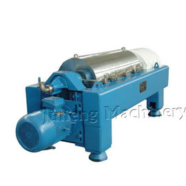 Blue Color Decanter Centrifuge Machine Oil Field Watertreatment Sludge Dewatering