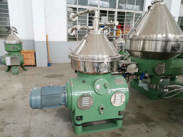 Fully Automatic Centrifugal Oil Water Separator / Vacuum Disc Stack Separator