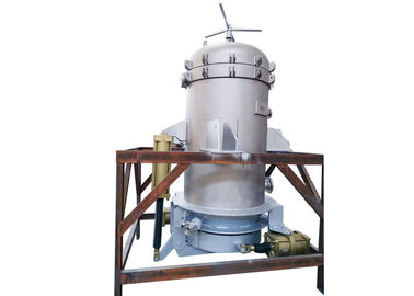 High Efficient Vertical Pressure Leaf Filter For Oil And Chemical Industry